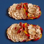 Margaret Slowgrove Shell Shoes